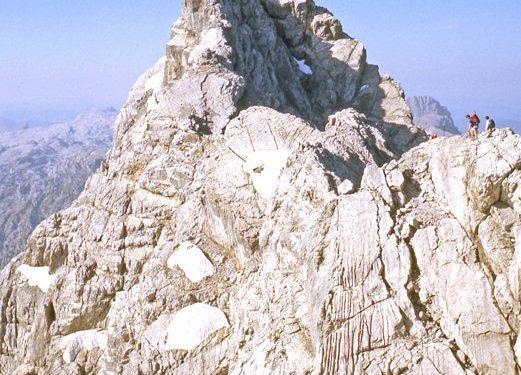 Klettersteigset Watzmann : Watzmann Überschreitung outdoor club